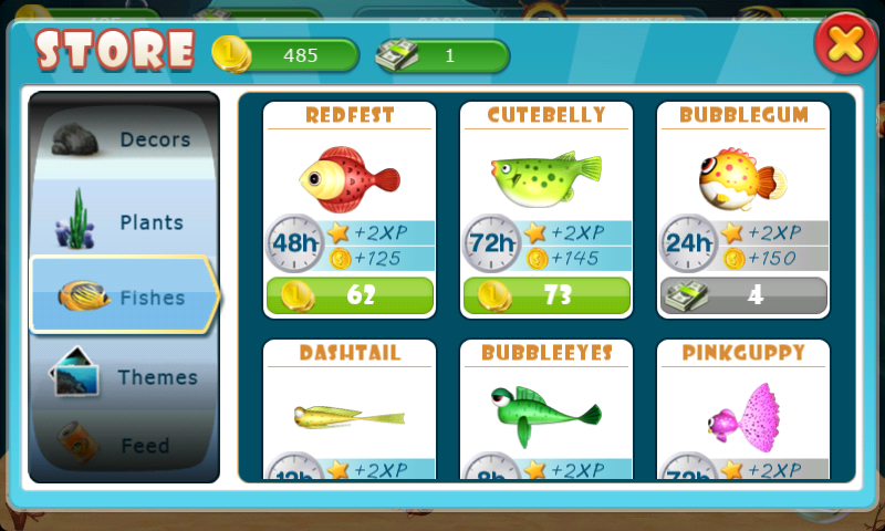 Fish Live- screenshot