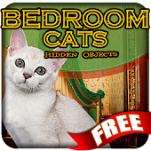 Hidden Object Bedroom Cat Free