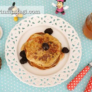 Flourless Banana Pancake