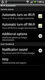 WiFi Automatic- screenshot thumbnail