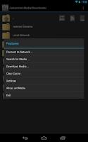 Screenshot of arcMedia Lite