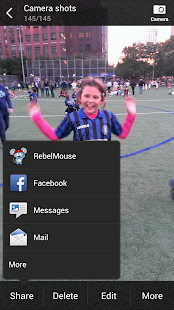RebelMouse - screenshot thumbnail