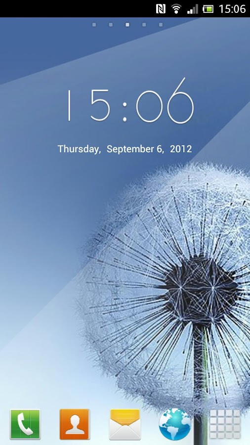 Galaxy S3 Theme PRO - screenshot
