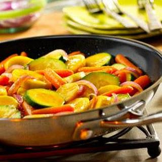Savory Vegetable Stir-Fry.