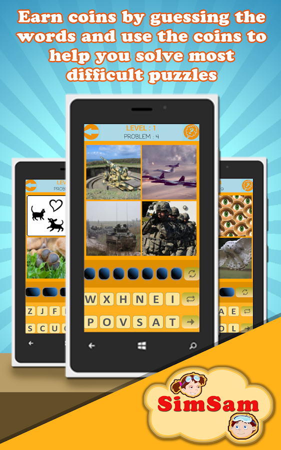 4 Pics 1 Word V2- screenshot