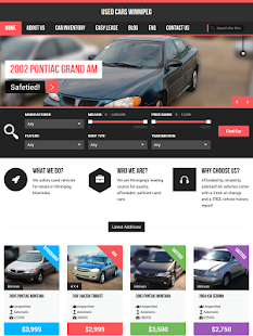 Used Cars Winnipeg- screenshot thumbnail