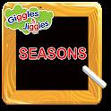 Seasons for LKG Kids
