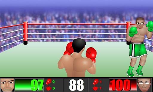 敲出拳擊遊戲