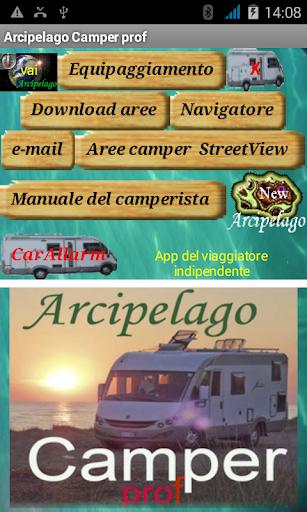 Arcipelago Camper prof