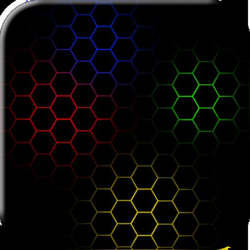 個人化App|蜂窩的動態壁紙 LOGO-3C達人阿輝的APP
