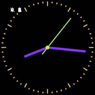 Minimalist Wear Watch Face - screenshot thumbnail