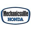 MECHANICSVILLE HONDA logo