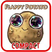 Cute Flappy Potato Compact