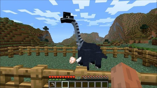 Dino Ideas - Minecraft