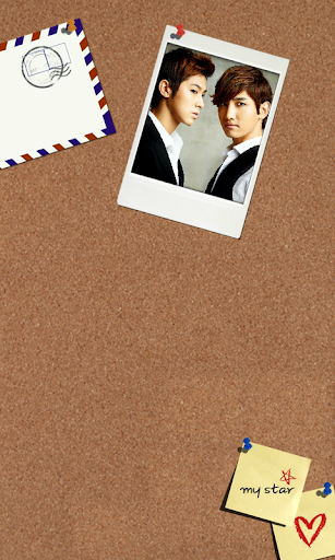 TVXQ Live Wallpaper -KPOP 05