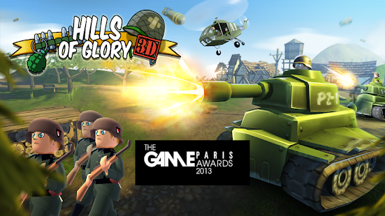 Hills of Glory 3D Free Europe- screenshot thumbnail