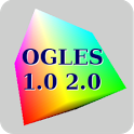 OpenGL ES Cube Test API icon