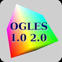 OpenGL ES Cube Test API icon