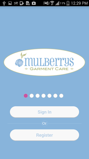 Mulberrys Dry Cleaners