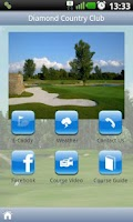 Screenshot of Diamond Golf