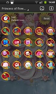 玩個人化App|Princess of Flowers免費|APP試玩
