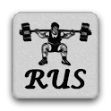 Russian Squat logo