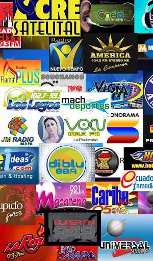 Radios de Ecuador 250 FM AM