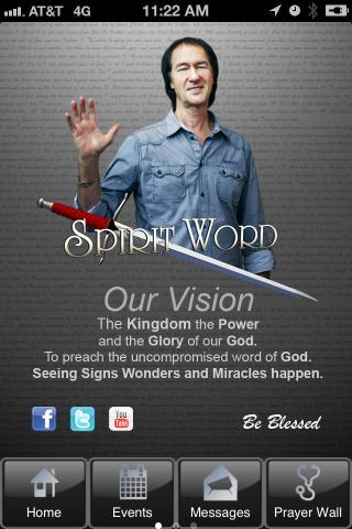 Spirit Word Ministries