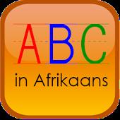 Alfabet in Afrikaans