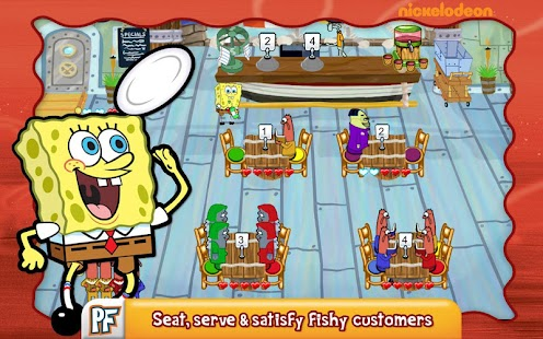SpongeBob Diner Dash Screenshot 22