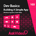 App Dev 103 Course For Windows