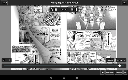 SideBooks - PDF&Comic viewer- screenshot thumbnail