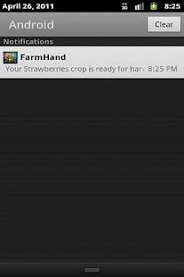 FarmHand: Timer for FarmVille - screenshot thumbnail