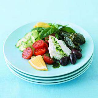 Great Greek Salad.