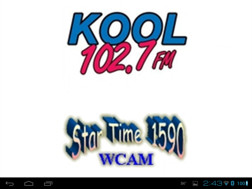 KOOL 102.7 FM - screenshot