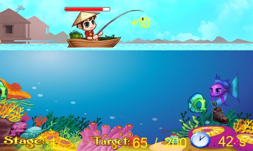玩免費街機APP|下載Fish Fishing Game app不用錢|硬是要APP