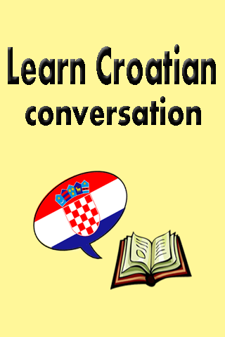 Learn Croatian conversation