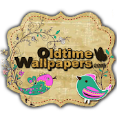 Wallpapers Vintage Retro Style