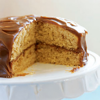 Caramel Layer Cake.