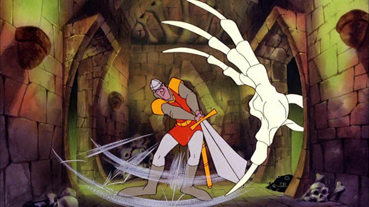 Dragon's Lair Trailer - screenshot