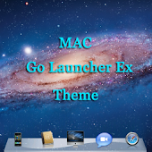 Mac Go Launcher Ex Theme