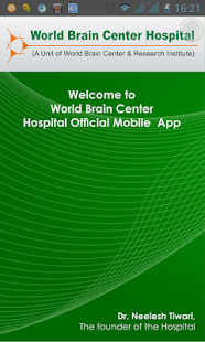 World Brain Center- screenshot thumbnail