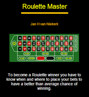 Roulette Master