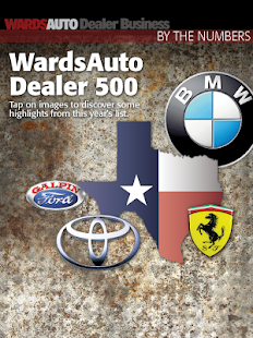 WardsAuto Dealer Business - screenshot thumbnail