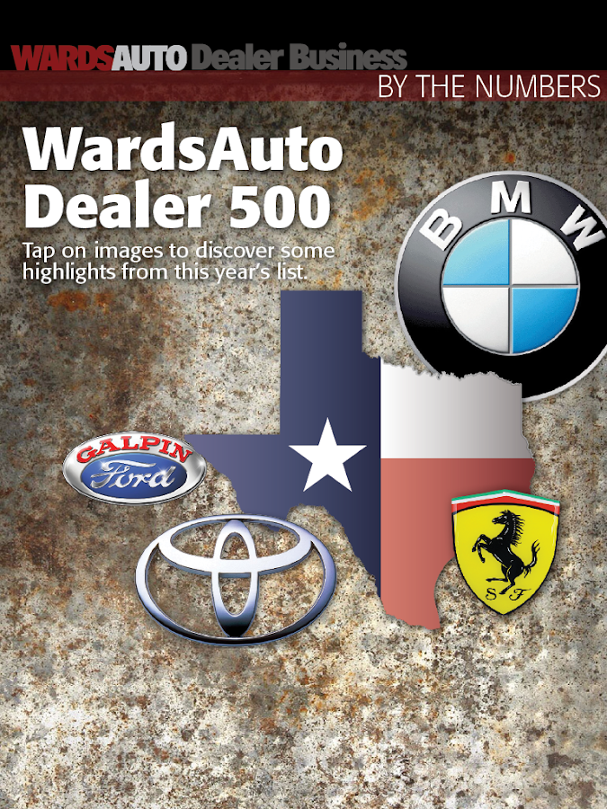 WardsAuto Dealer Business - screenshot