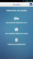 Screenshot of AXA Contigo