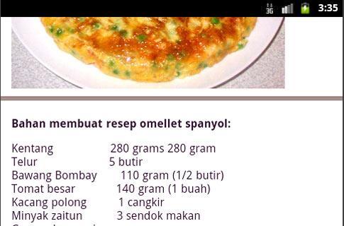 【免費書籍App】Resep Masakan Eropa-APP點子
