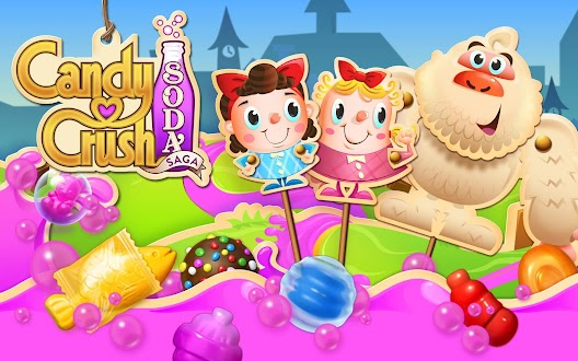 Candy Crush Soda Saga Gratis