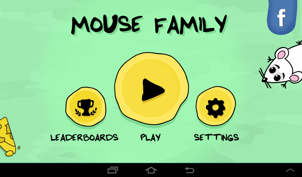 The Mouse Family- screenshot