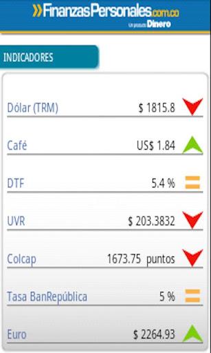 Finanzas Personales screenshot 2
